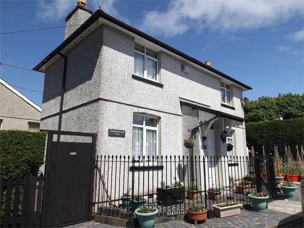 3 Bedrooms Detached House for sale in Trawsfynydd, Blaenau Ffestiniog, Gwynedd