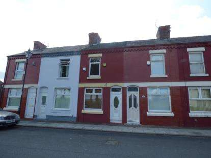 2 Bedrooms Terraced House for sale in Cockburn Street, Liverpool, Merseyside, L8