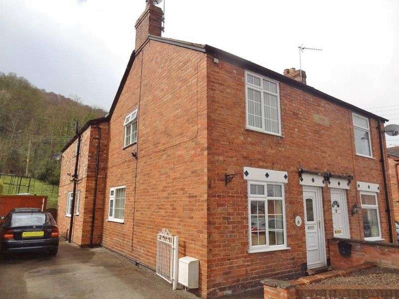3 Bedrooms Semi Detached House for sale in Gwalia, Wrexham