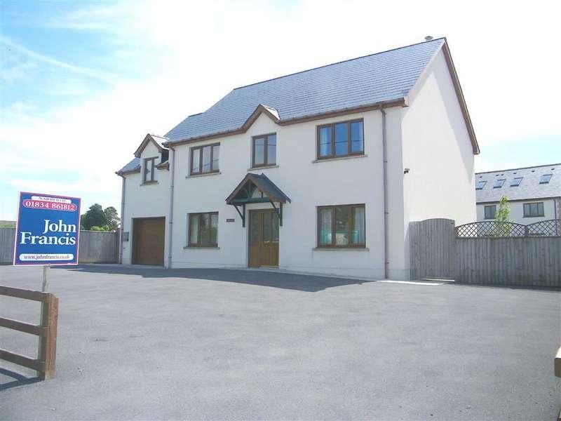 5 Bedrooms Property for sale in Efailwen, Clynderwen, Pembrokeshire