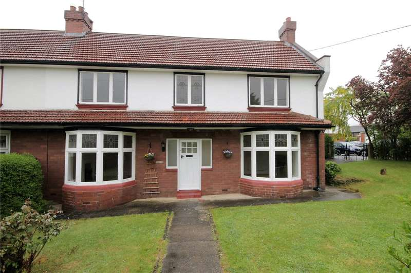 3 Bedrooms Semi Detached House for sale in Woodlands Road, Shotley Bridge, Consett, DH8