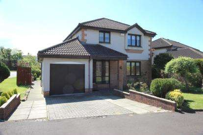 3 Bedrooms Detached House for sale in Newhaven Grove, Largs