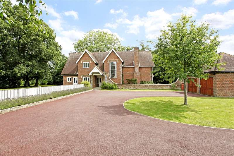 5 Bedrooms Detached House for sale in Shermanbury Grange, Brighton Road, Shermanbury, West Sussex, RH13
