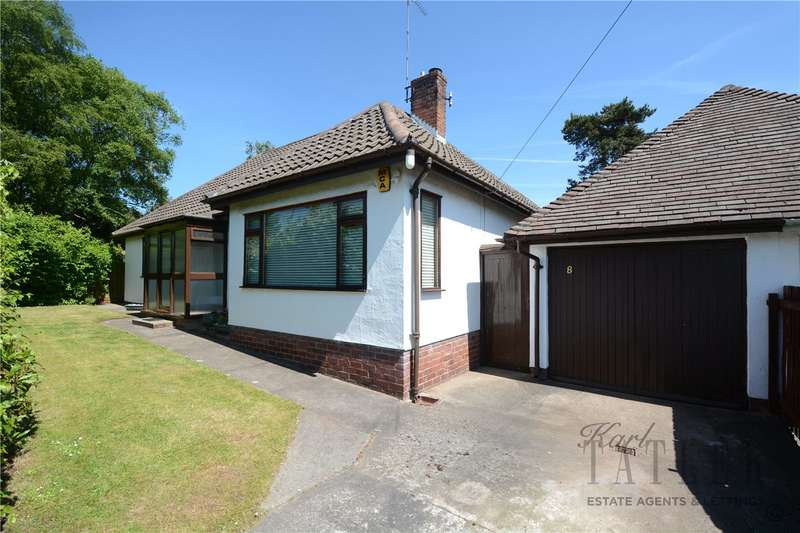 2 Bedrooms Detached Bungalow for sale in Moorway, Heswall, Wirral