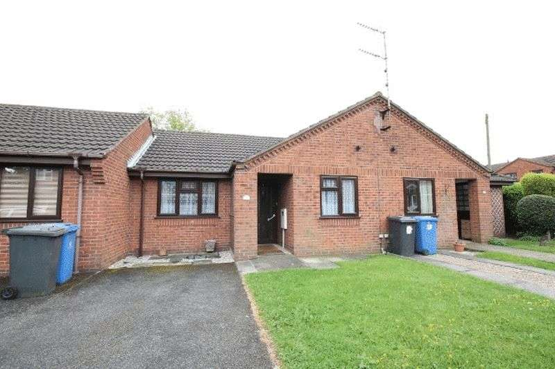 2 Bedrooms Bungalow for sale in Manifold Drive, Derby
