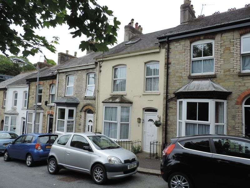 3 Bedrooms Terraced House for sale in Agar Road, Truro