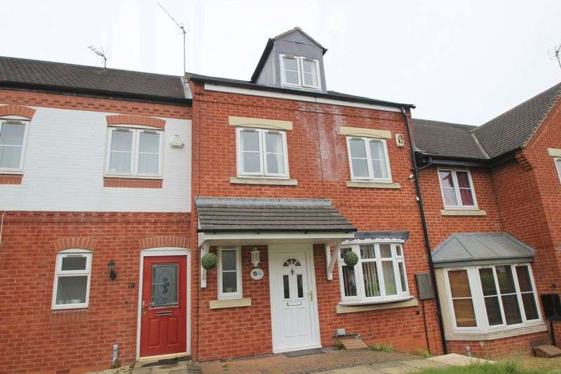 4 Bedrooms Terraced House for sale in Hill View, Stratford-Upon-Avon