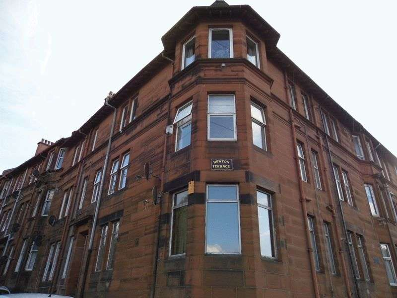 2 Bedrooms Flat for sale in Newton Terrace, Paisley