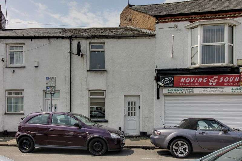 1 Bedroom Terraced House for sale in Duckpool Road, Newport
