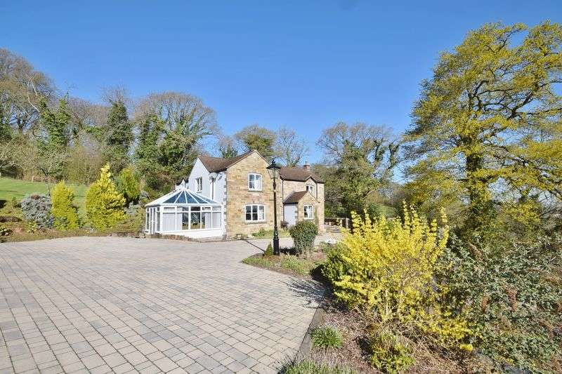 4 Bedrooms Detached House for sale in Lea Bailey Hill, Ross-On-Wye
