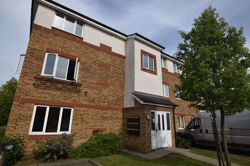 2 Bedrooms Flat for sale in Akerlea Close, Netherfield, Milton Keynes