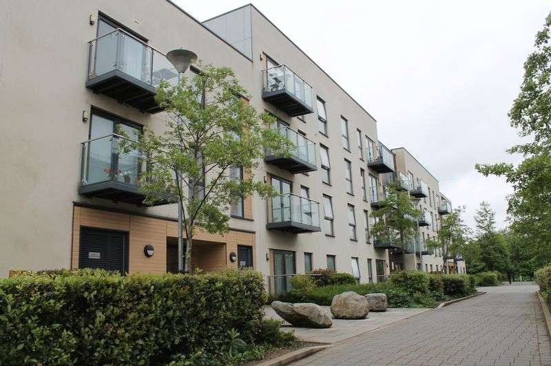 2 Bedrooms Flat for sale in Magnetic Crescent, Enfield