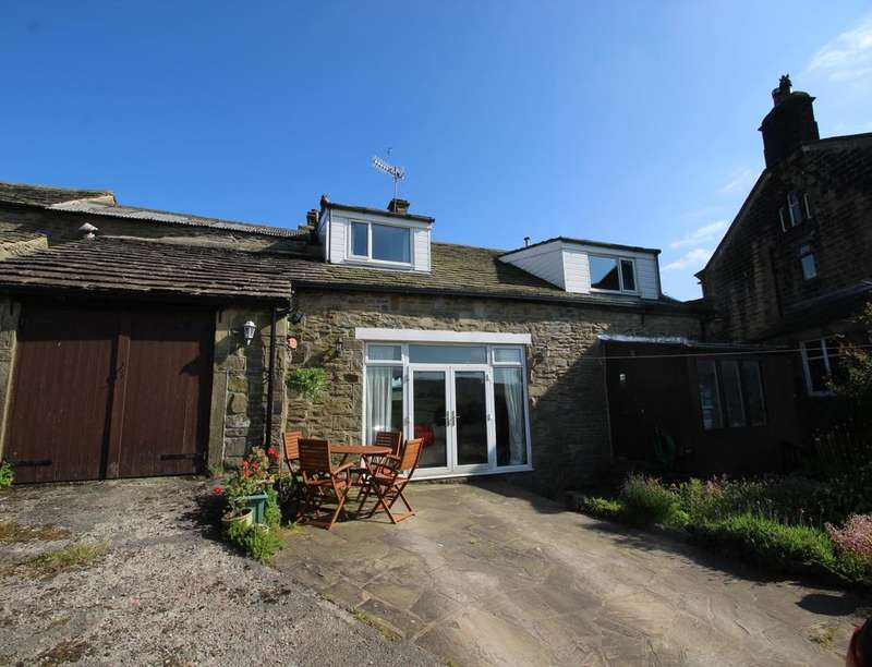 3 Bedrooms Semi Detached House for sale in Old Laithe Main Street, Stanbury, Keighley, BD22