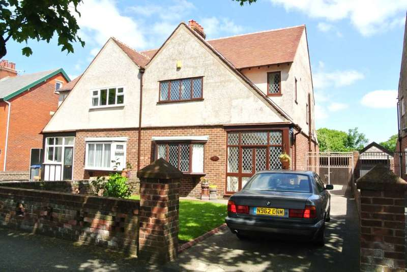 3 Bedrooms Semi Detached House for sale in Stonyhill Avenue, Blackpool, FY4 1PR