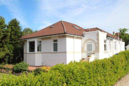 4 Bedrooms Bungalow for sale in Kirkview Crescent, Newton Mearns