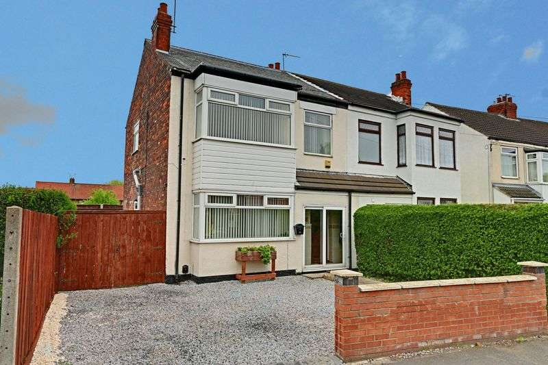 4 Bedrooms Semi Detached House for sale in First Lane, Hessle