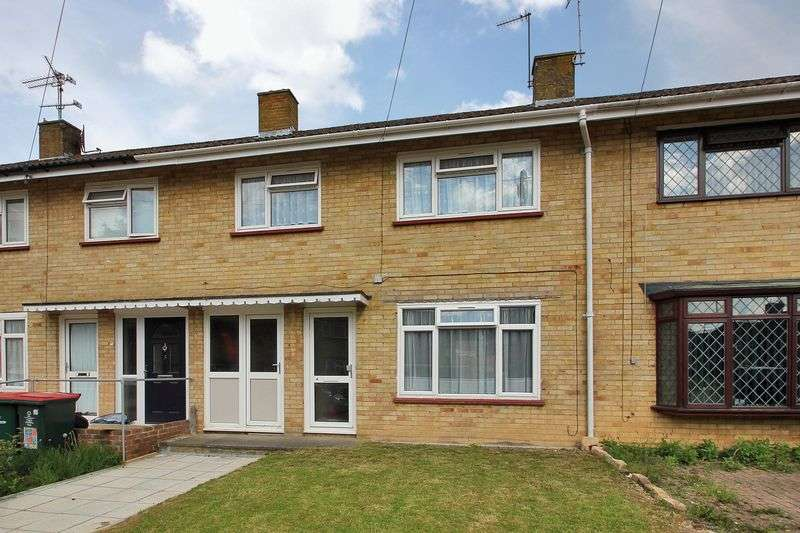 3 Bedrooms Terraced House for sale in Nuthurst Close, Ifield, Crawley, West Sussex