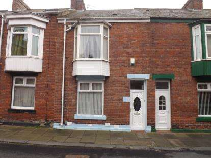 2 Bedrooms Terraced House for sale in St. Aidans Road, Lawe Top, South Shields, Tyne and Wear, NE33