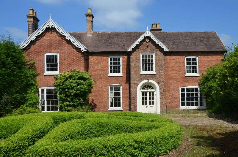 7 Bedrooms Detached House for sale in Bridgnorth Road, Shifnal