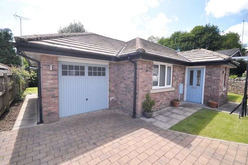 2 Bedrooms Detached Bungalow for sale in Moor Hill, Norden