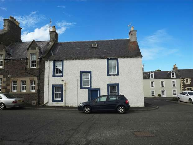 2 Bedrooms End Of Terrace House for sale in Mid Row, Lauder, Scottish Borders