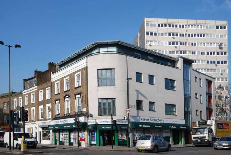 1 Bedroom Flat for sale in Mildmay Park, Islington, N1