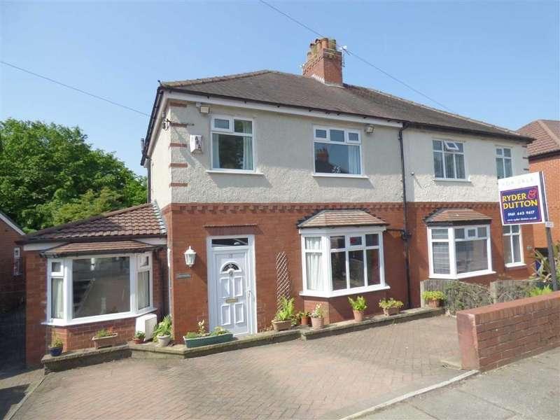 3 Bedrooms Property for sale in Alkrington Hall Road South, Alkrington, Middleton, Manchester, M24