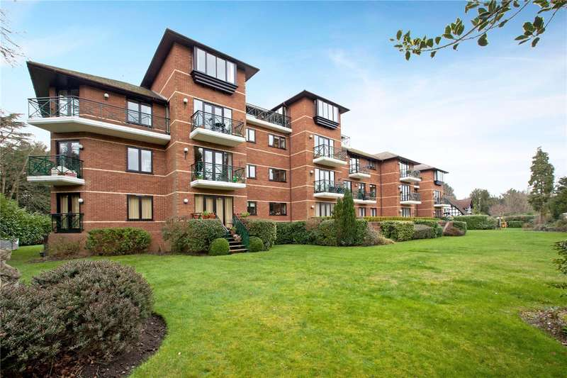 3 Bedrooms Flat for sale in Horton Grange, Ray Mead Road, Maidenhead, Berkshire, SL6