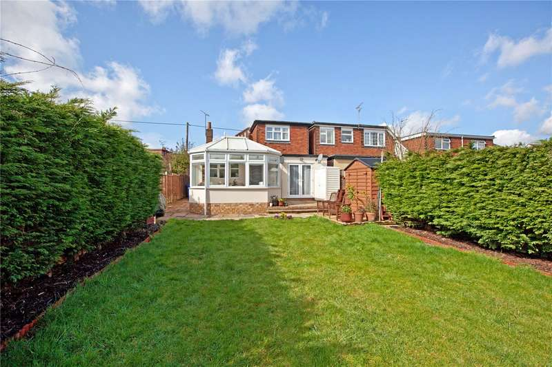 3 Bedrooms Semi Detached House for sale in Smithfield Road, Maidenhead, Berkshire, SL6