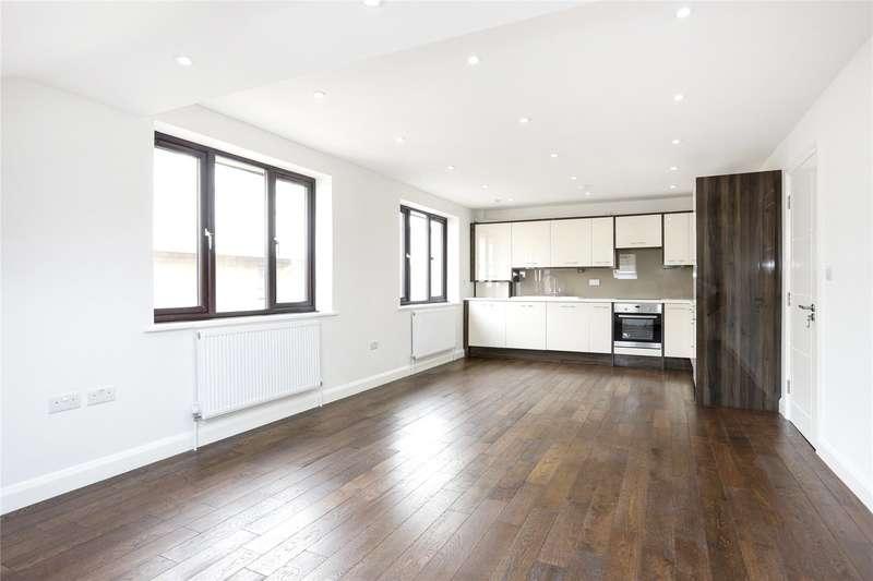 2 Bedrooms Flat for sale in Archer Mews, Hampton Hill, Hampton, TW12