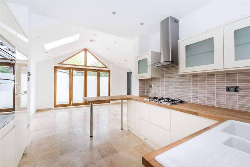 3 Bedrooms Terraced House for sale in High Street, Hampton Wick, KT1