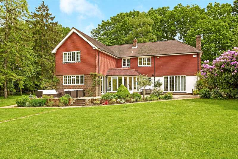 7 Bedrooms Detached House for sale in London Road, Crowborough, East Sussex, TN6