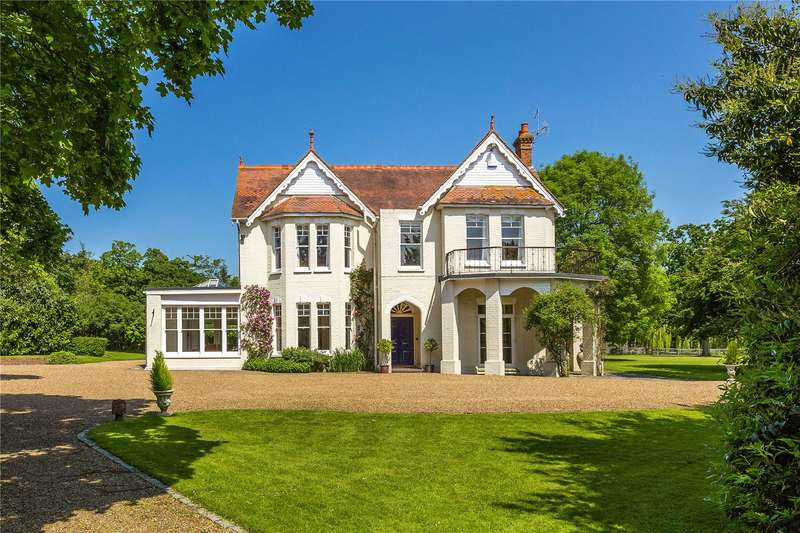 7 Bedrooms Detached House for sale in Tandridge Lane, Lingfield, Surrey, RH7