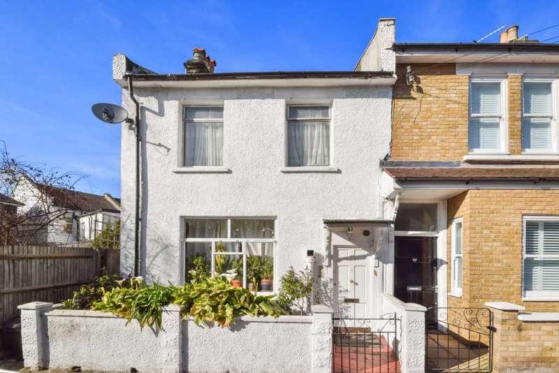 3 Bedrooms End Of Terrace House for sale in Cobbold Road, Shepherds Bush, W12 9LW