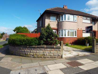 3 Bedrooms Semi Detached House for sale in Winchester Avenue, Aintree, Liverpool, Merseyside, L10