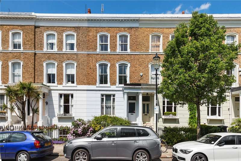 4 Bedrooms Terraced House for sale in Stratford Road, London, W8
