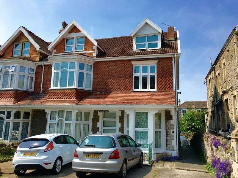 2 Bedrooms Flat for sale in Elmhyrst Road, Weston-Super-Mare