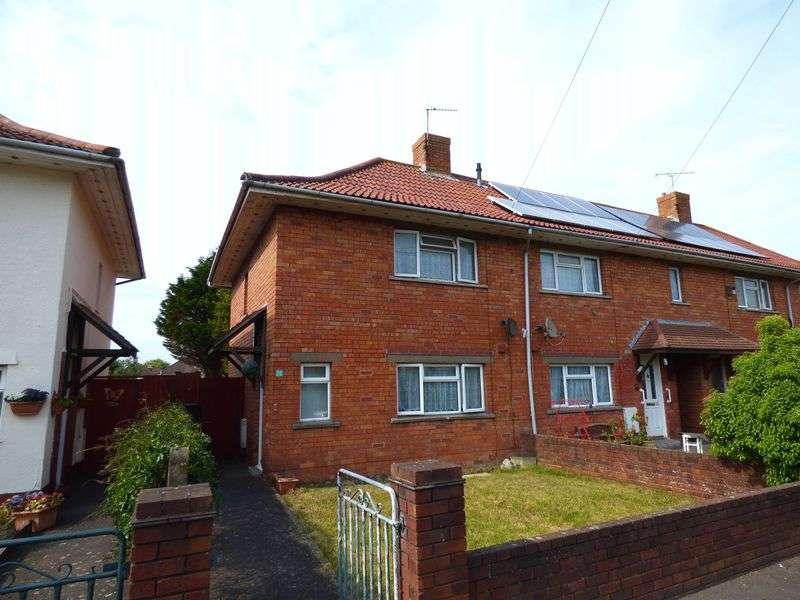 2 Bedrooms Terraced House for sale in Waverley Road, Weston-Super-Mare