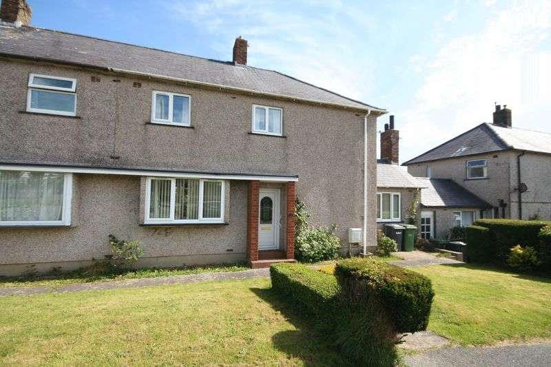 3 Bedrooms Terraced House for sale in Llangefni, Anglesey