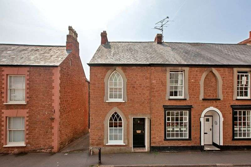 3 Bedrooms Terraced House for sale in Fore Street, Taunton