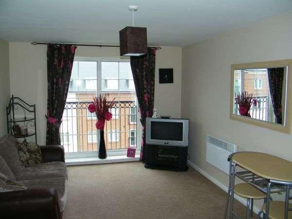 1 Bedroom Flat for sale in Greenings Court, Warrington