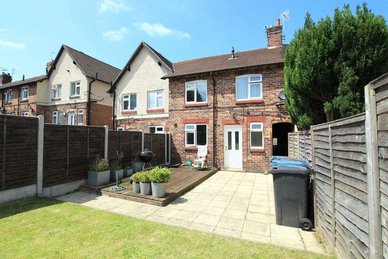 2 Bedrooms House for sale in Craigside, Biddulph