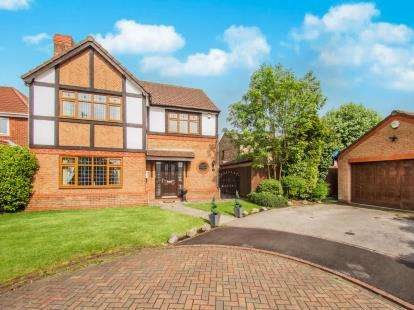 4 Bedrooms Detached House for sale in Torridon Close, Cherry Tree, Blackburn, Lancashire