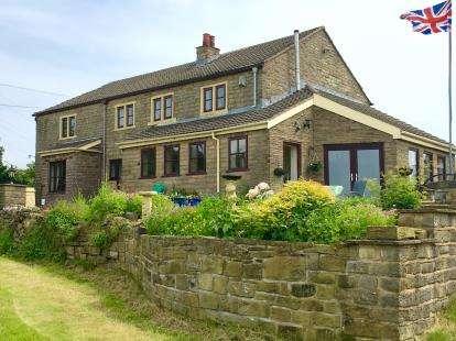 4 Bedrooms Detached House for sale in Arlies Lane, Stalybridge, Greater Manchester, United Kingdom