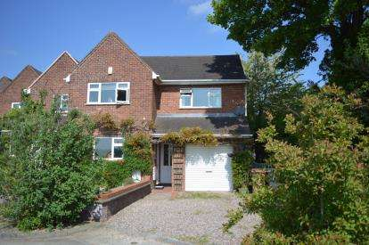 4 Bedrooms Semi Detached House for sale in Cricket Lane, Off Tamworth Road, Lichfield, Staffordshire