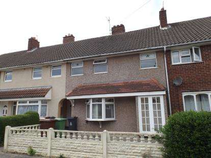 3 Bedrooms Terraced House for sale in Kelvin Place, Walsall, West Midlands