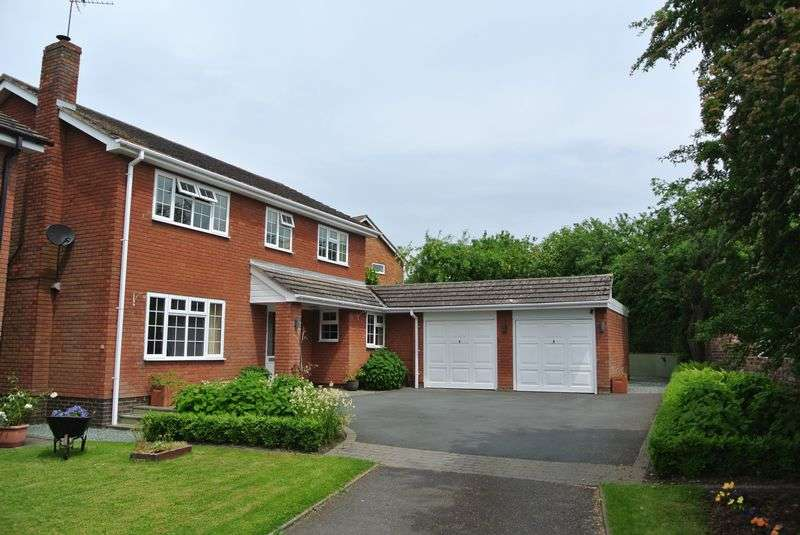 4 Bedrooms Detached House for sale in Little Wenlock, Telford, Shropshire.