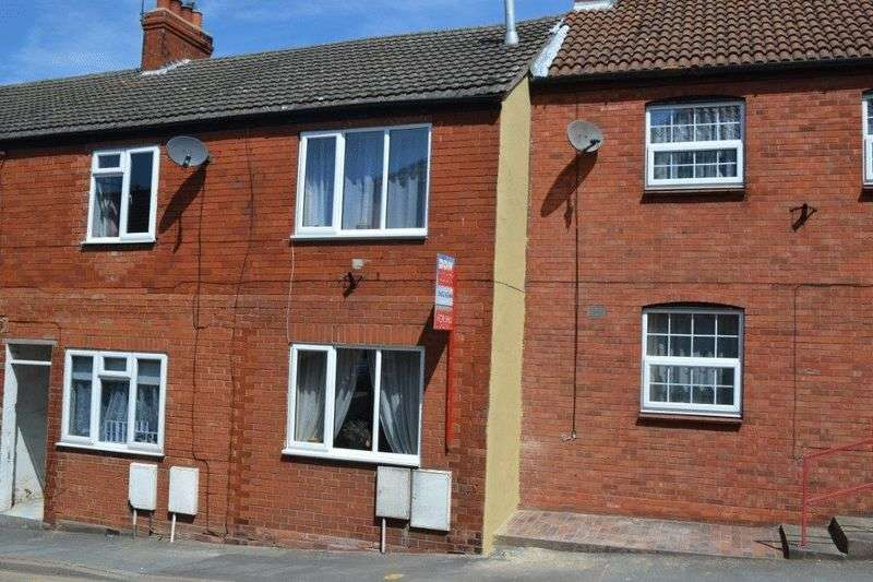 2 Bedrooms Terraced House for sale in High Street, Caistor
