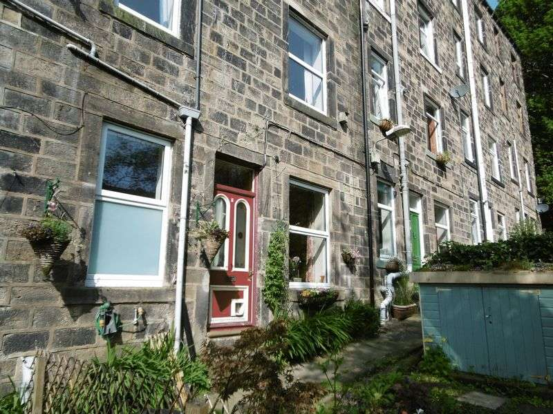2 Bedrooms Terraced House for sale in East View, Hebden Bridge