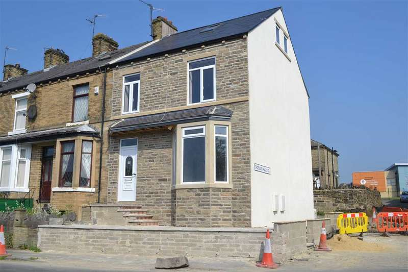 4 Bedrooms End Of Terrace House for sale in Thornton Old Road, Fairweather Green, Bradford